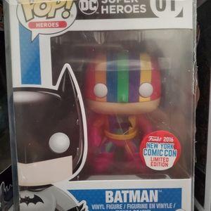 Super Heroes Batman #01